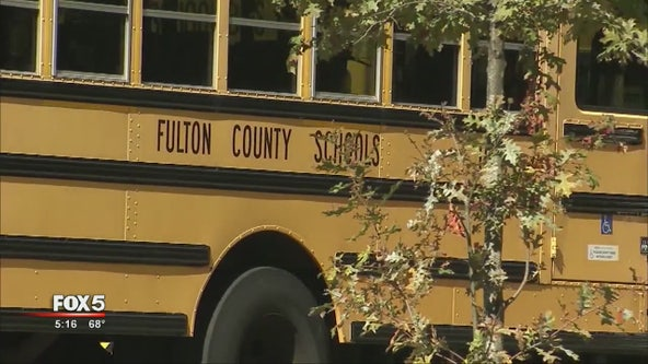 Fulton County Schools gets grant to replace diesel-powered school buses