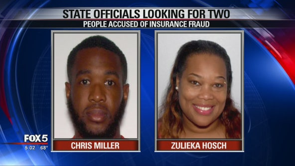 Georgia Department of Insurance seek 2 in 2 separate cases