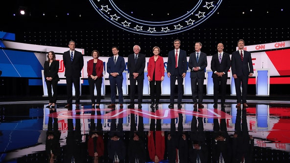 4th Democratic debate: Candidates kick off night in agreement that Trump should face impeachment