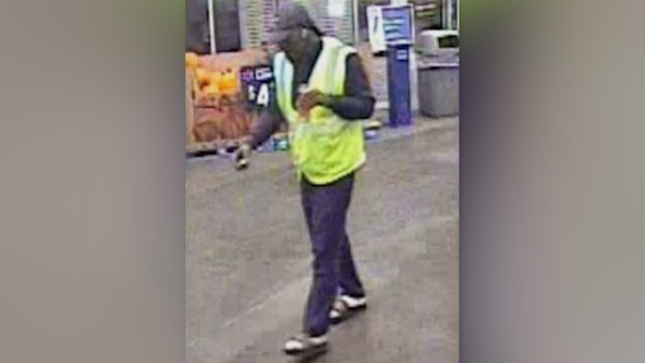 Fayette County deputies search for man who used stolen credit card
