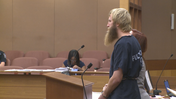 Judge denies bond for man accused of breaking into, vandalizing State Capitol