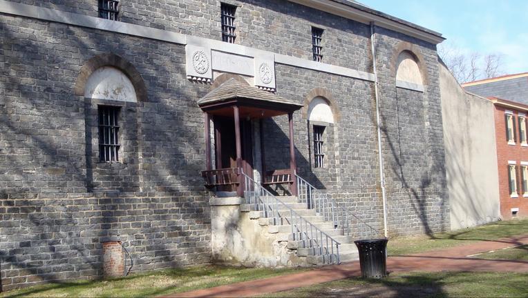 Burlington County Prison doubles as a wedding venue. (Fox News/Talia Kirkland)
