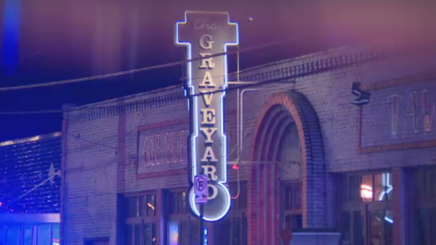 Argument at Graveyard Tavern leads to gunfight Saturday night