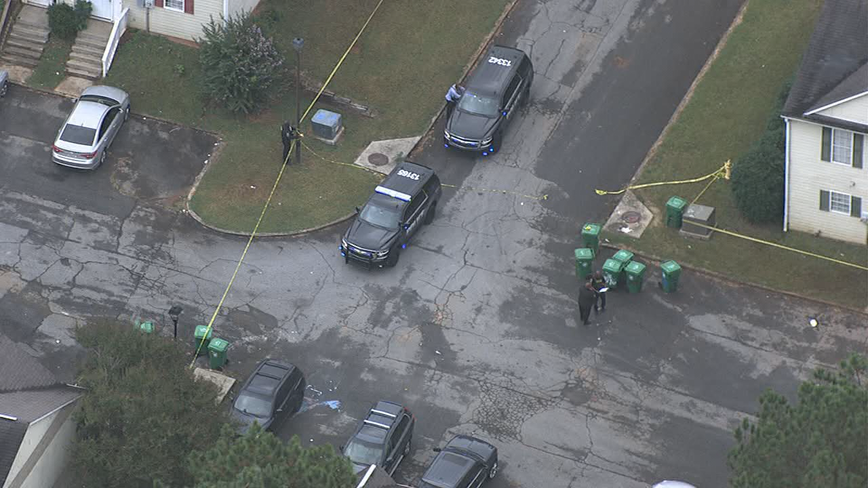 Police: K-9 officer, suspect shot in DeKalb County