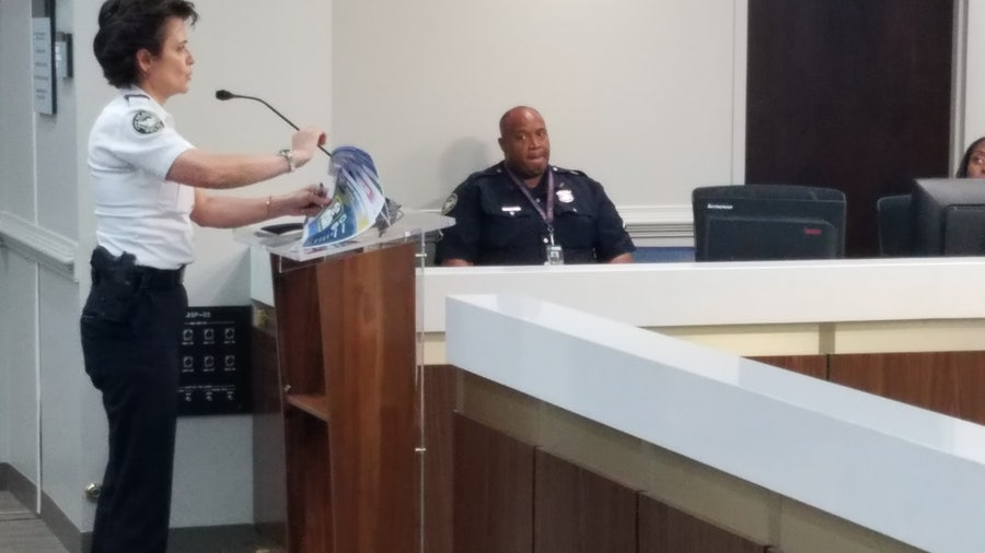 Atlanta Police Chief looks for ways to curb gun violence