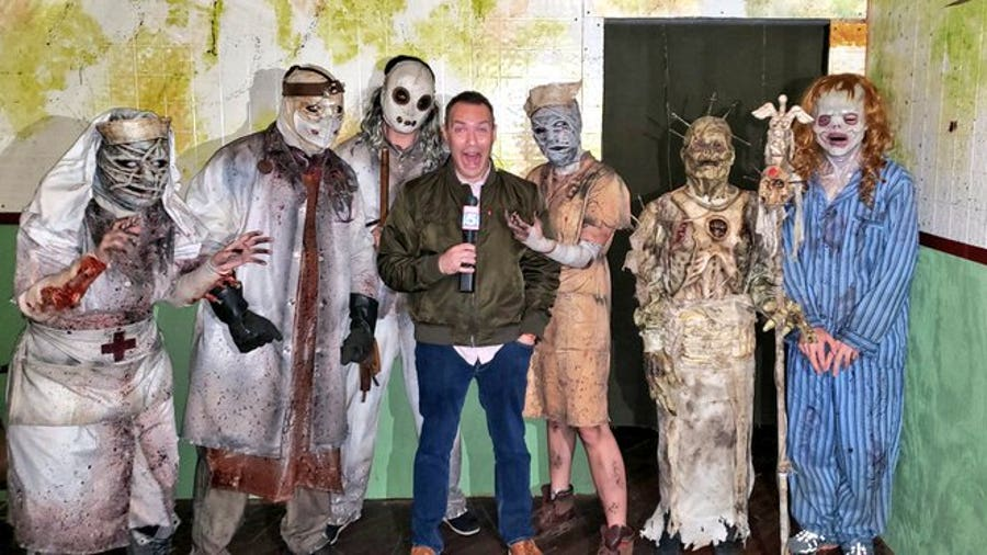 Acworth haunt Folklore delivers a trilogy of terror
