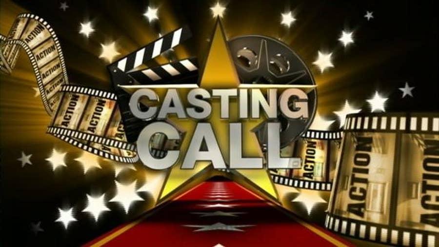 Casting Call: October 23, 2019