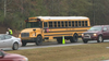 Officials: Man, 2 kids hit by car waiting for school bus