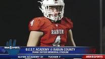 B.E.S.T Academy vs. Rabun County