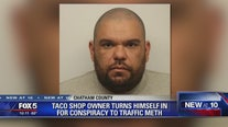 Taco shop owner arrested