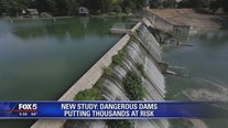 New study about dangerous dams