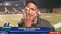 Veterans vs. Carrollton - Call of the Week