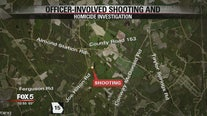 Officer-involvd shooting and homicide investigation