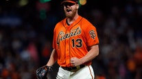 Atlanta Braves sign lefty reliever Will Smith to 3-year contract