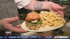 Burgers with Buck celebrates 200th burger