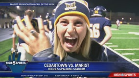 Cedertown vs Marist - Call of the Week