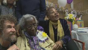 Happy 107th birthday, Mrs. Leila Williams of Atlanta's famous Leila's Dinette