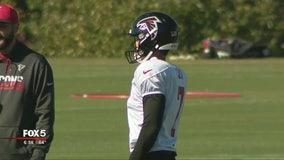 Falcons' new kicker took unique path back to Atlanta