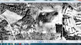 Unregulated landfill bordering Proctor Creek hidden from public in northwest Atlanta neighborhood