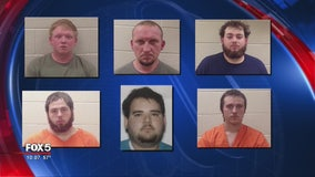Owner of rival restaurant, others arrested for Pickens County arson