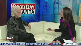 Musician Chuck Leavell visits Good Day