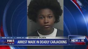 Arrest made in deadly carjackings