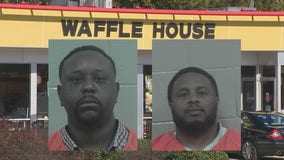 Men charged in connection with fatal shooting outside of Waffle House