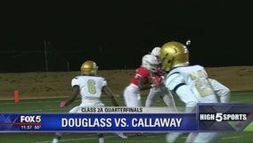 Douglass vs Callaway