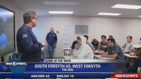 South Forsyth vs West Forsyth