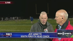 South Forsyth Head Coach talks about Game of the Week