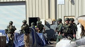 Georgia deputies arrest 14, seize guns and drugs in massive meth bust investigation