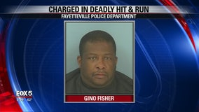 Man charged in deadly hit and run in Fayetteville