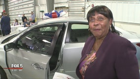 Veterans get new cars thanks to insurance company