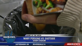 Mary Persons vs Eastside - Game of the Week