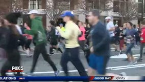Gobble Jog celebrates record number of participants