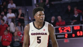 'The Ant Man' shines in UGA hoops debut