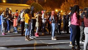 Vigil on Clark Atlanta University campus celebrates Alexis Crawford's life