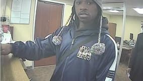 New video of Atlanta bank robbery suspect release