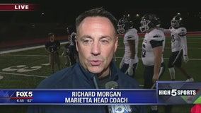 Game of the Week - Marietta head coach