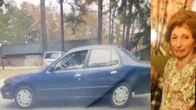 Deputies: Missing elderly woman found in Carroll County