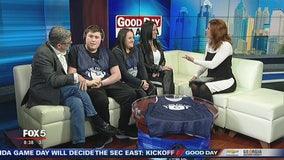 'Go Long for Luke' fundraiser raising awareness for teens with autism