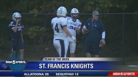 St. Francis Knights - Team of the Week