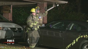 Family escapes Gwinnett County house fire