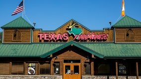 Texas Roadhouse offering free lunch to veterans, active duty military on Veteran's Day
