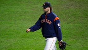 Astros make qualifying offer to Gerrit Cole, make several changes to roster