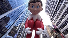 Will the Macy's Thanksgiving Day parade balloons fly?