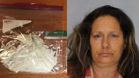Police: Flowery Branch arrested in methamphetamine investigation
