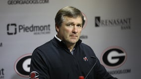 UGA Coach Kirby Smart talks about rivalry game at Georgia Tech