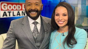 """Rushion McDonald from the """"Money Making Conversations"""" podcast stops by Good Day Atlanta"""