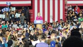 Sen. Warren delivers speech from Atlanta to court Black voters, women